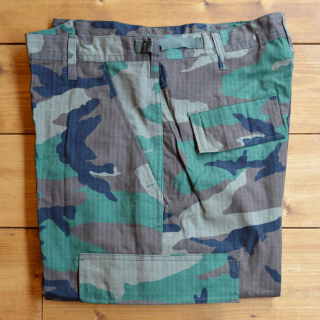 Rothco Rip Stop BDU Pants - Woodland Camo