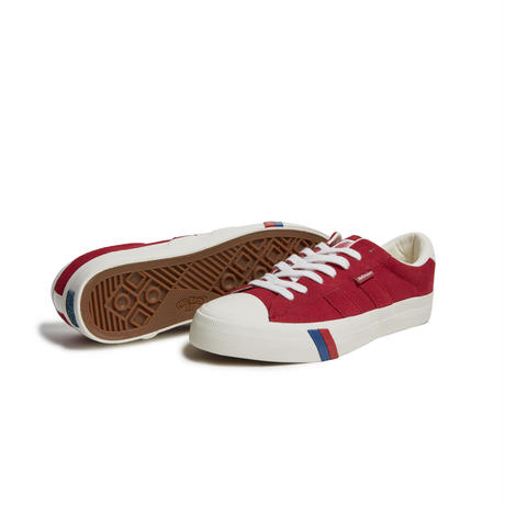 HELLRAZOR x PRO-keds Royal Plus B.A RED