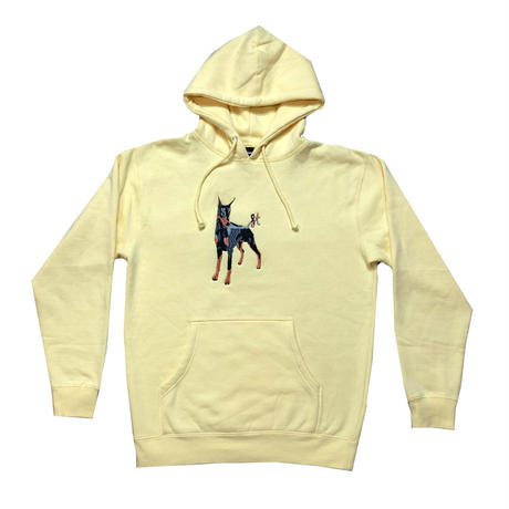 GOOD THINKING Nice Doggie Hoodie  Light Yellow