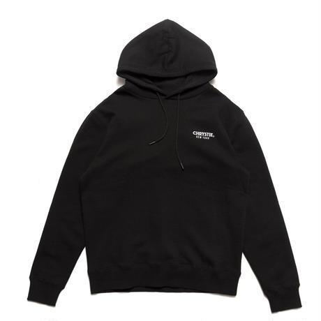 CHRYSTIE OG Logo Hoodies  Black