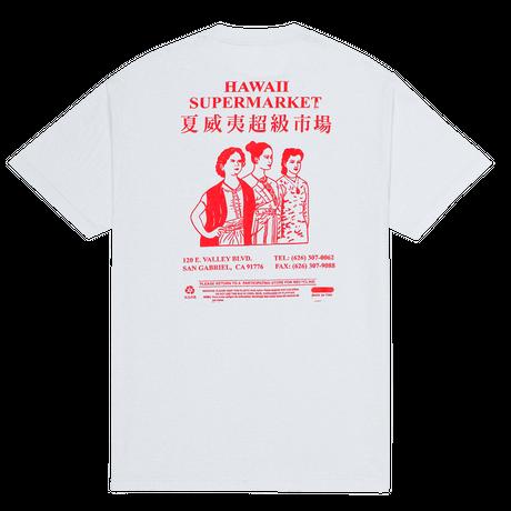 Boys Of Summer JERGENS T-SHIRT  WHITE
