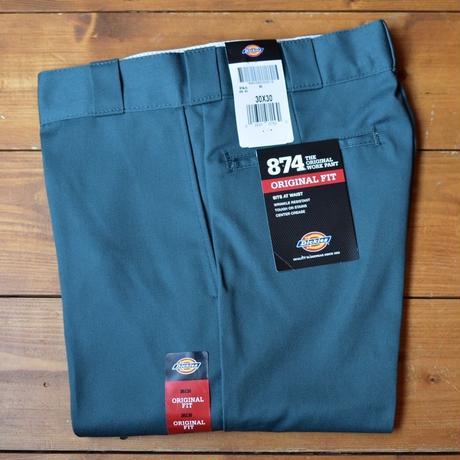Dickies Original 874 Work Pants - Lincoln Green