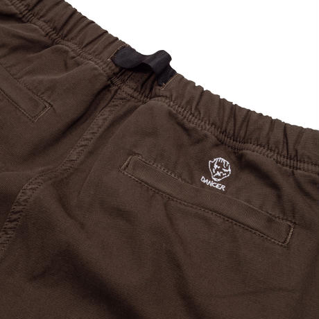 DANCER BELTED SIMPLE PANT DIRTY GREEN
