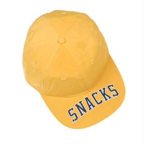 QUARTER SNACKS SNACKS Cap —Mustard
