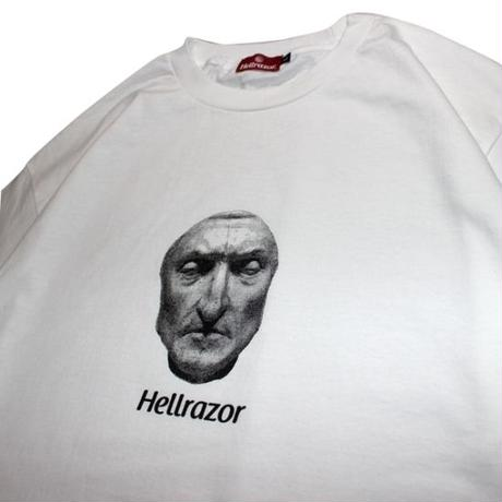 HellrazorDante Shirt - White