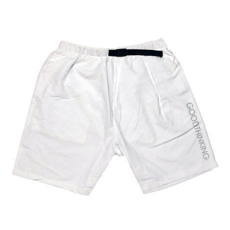 GOOD THINKING 3M Multi Purpose Shorts White