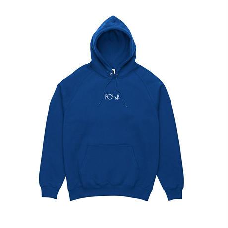 POLAR SKATE CO. DEFAULT HOOD 80'S BLUE