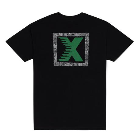 SCI-FI FANTASY X Corp Tee BLACK