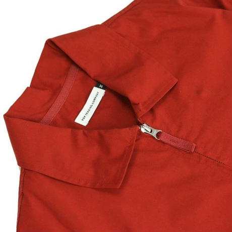 POP SPORTSWEAR COMPANY FULLZIP JACKET PEPPER RED