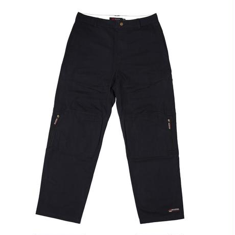 BRONZE56K ZIP TECH PANTS NAVY