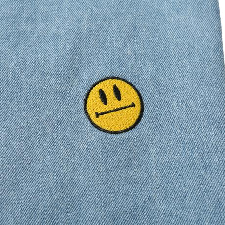 HELAS SMILEY PANTS LIGHT BLUE