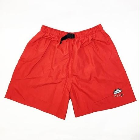 FROG Swim Trunks Red