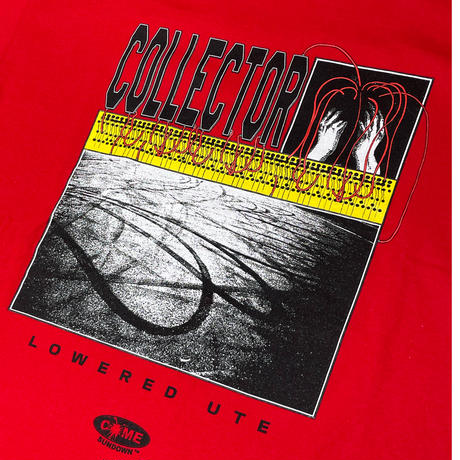 COME SUNDOWN COLLECTOR TEE RED