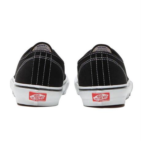 VANS SKATE CLASSICS AUTHENTIC BLACK/WHITE