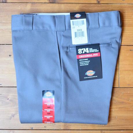 Dickies Original 874 Work Pants - Gravel Gray