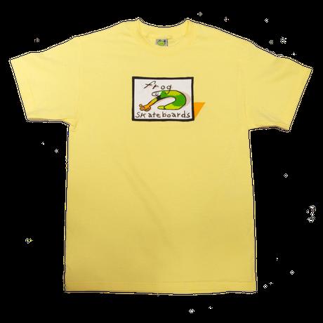 FROG Classic Frog Logo Yellow