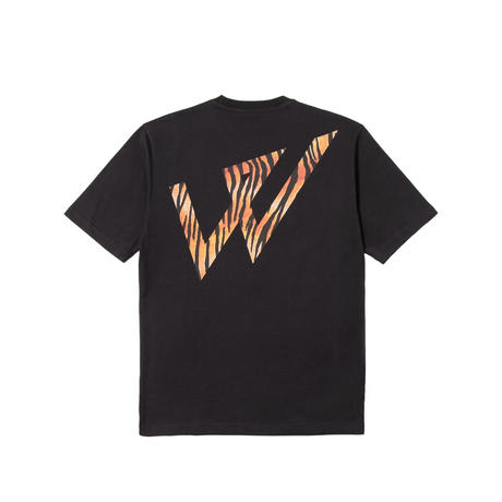 WAYWARD LONDON TONY T-SHIRT BLACK