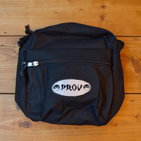 PROV CHINA OVAL POUCH BAG