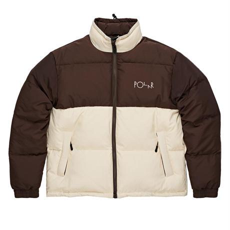 POLAR SKATE CO. Brown / Cream