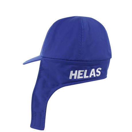 HELAS FLAP CAP BLUE