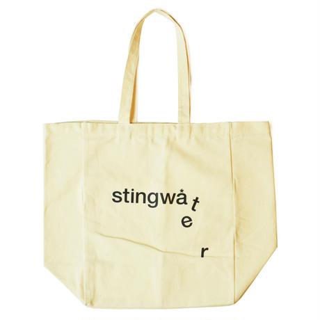 STINGWATER TOTE BAG NATURAL