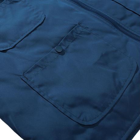 HELAS SHORE VEST PETROL BLUE