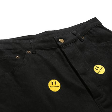 HELAS SMILEY PANTS BLACK
