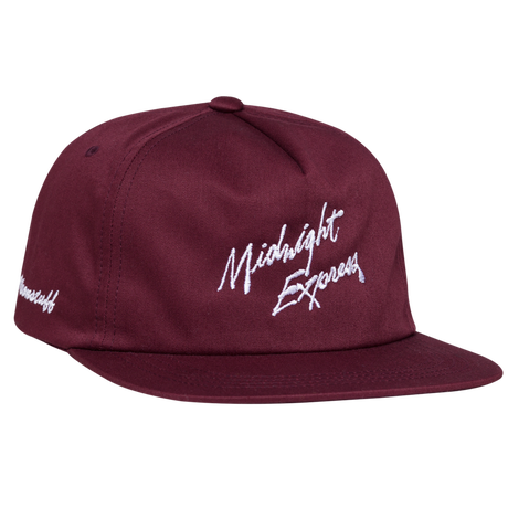 Boys Of Summer MIDNIGHT EXPRESS HAT MARRON