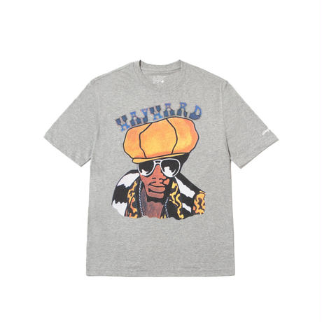 WAYWARD LONDON JIMMY T-SHIRT GREY MARL