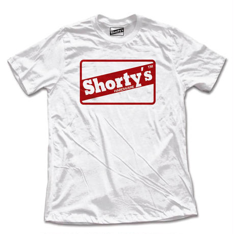 Shorty's OG Outline T-Shirt - White