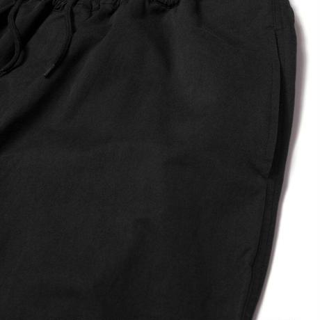 GRAND COLLECTION COTTON PANT BLACK
