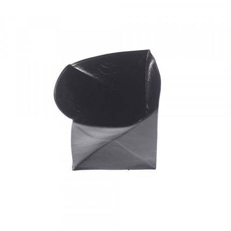 MAGENTA MORROCON COIN HOLDER BLACK