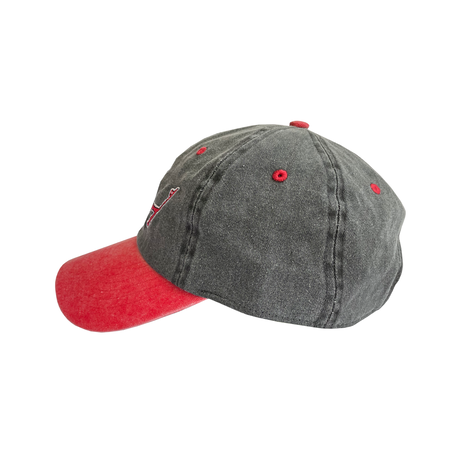 FROG FROG EXISTS CAP BLACK/RED