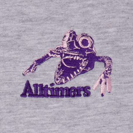 ALLTIMERS MONSTA CREW H.GREY