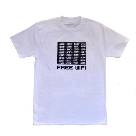 FREE WIFI WALLAPAPER 3310 TEE WHITE
