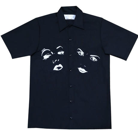 Peels NYC  Face Shirt Black