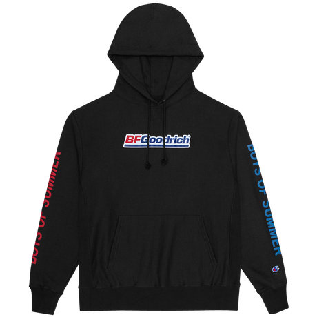 Boys of summer   BFG PULLOVER HOODIE Black