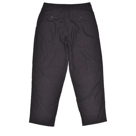 POP TRADING CO HEWITT SUIT PANTS ANTHRACITE