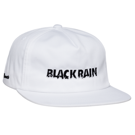Boys Of Summer BLACK RAIN HAT WHITE
