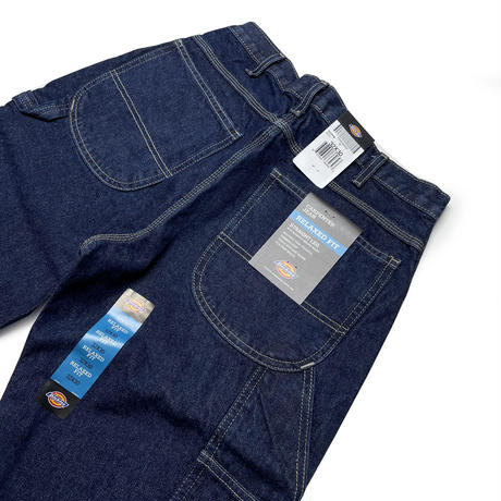 Dickies Relaxed Fit Straight Leg Carpenter Jean - RNB