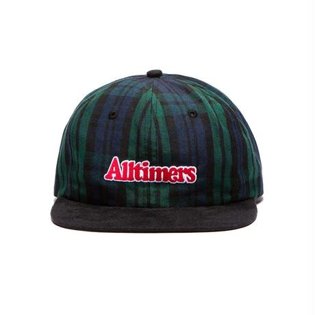 ALLTIMERS BASEMENT HAT NAVY/BLACK/GREEN