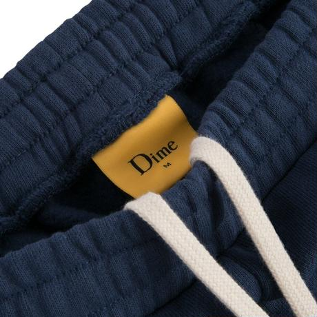 DIME WAVY 3-TONE SWEATPANTS BLUE