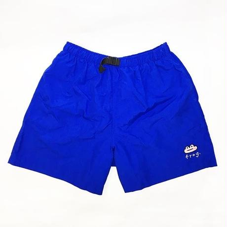 Frog Swim Trunks  Blue