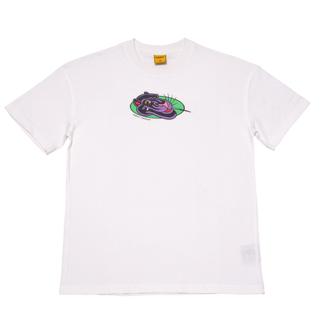 CARPET COMPANY PANTHER TEE WHITE