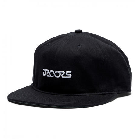 DROORS INFINITY LOGO HAT - BLACK