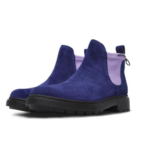 POP TRADING COMPANY/CAMPER AFTER BOOT DARK PURPLE