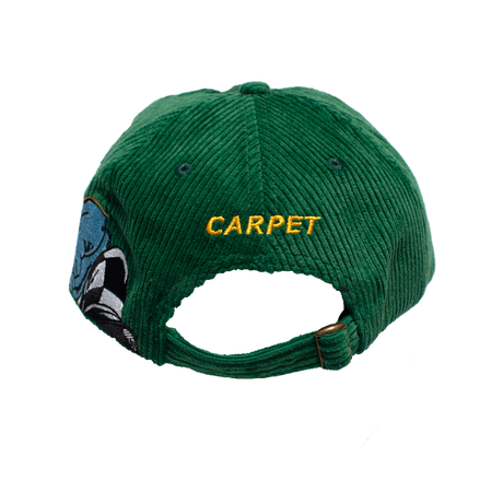 CARPET COMPANY FAT SMACK HAT GREEN