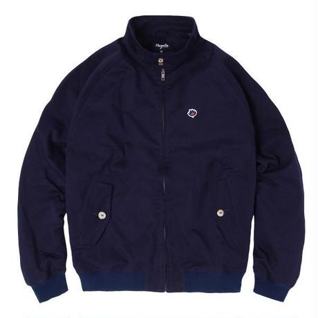 MAGENTA HARRINGTON JACKET - NAVY
