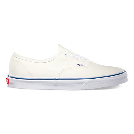 VANS AUTHENTIC WHITE