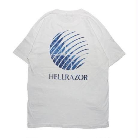 Hellrazor Inferno Logo Shirt - White